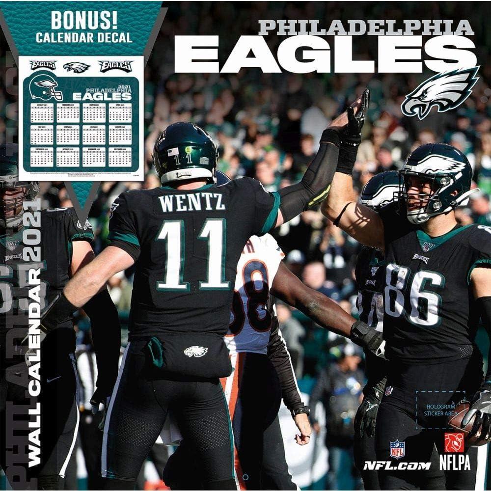 Turner Licensing, 2021 NFL Philadelphia Eagles Bonus Wall