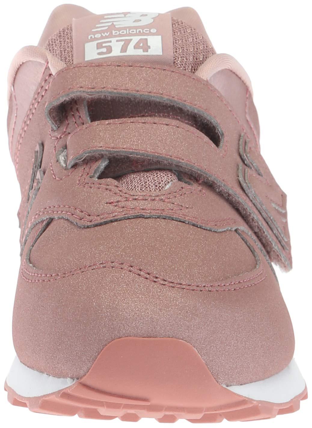 new balance rosa con glitter