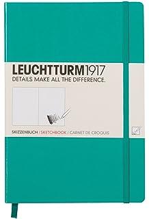 Leuchtturm1917 - Cuaderno (A5, 249 páginas, de puntos, tapa ...