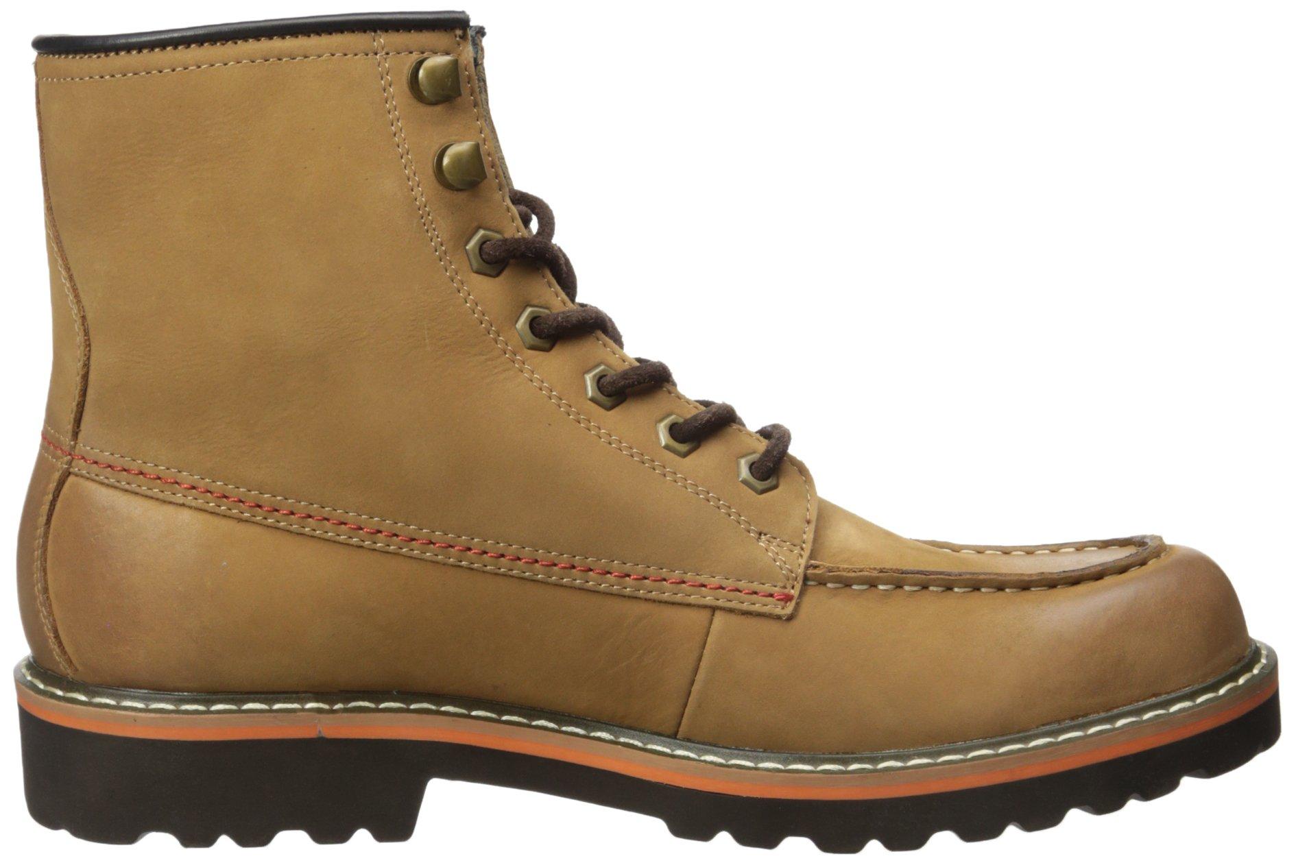Hawke & Co Men's Harrison Work Boot, Wheat, 10.5 M US by Hawke & Co (Image #7)