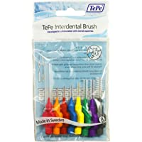 TePe Oral Health Care, Interdental Brush, Mixed Pack, 8 Pieces