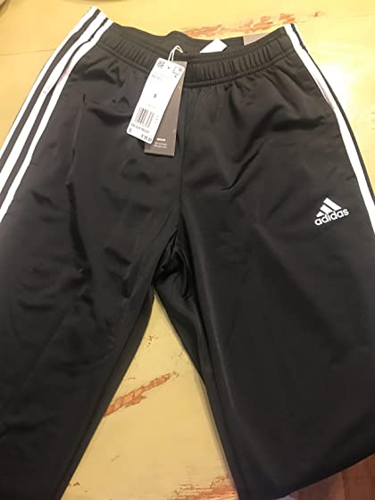 adidas Men's  Essentials 3-stripes Tricot Track Pants Very pleased! Will order more!