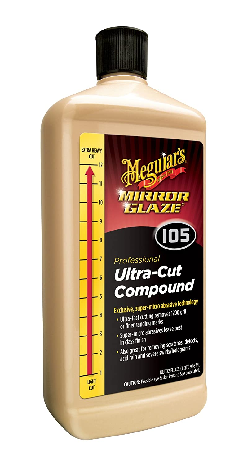Buffing Compound: Ultra Cut 105