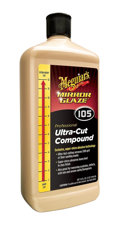Meguiar's M105 Mirror Glaze Ultra-Cut Compound