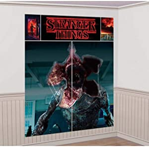 Stranger Things Wall Poster Decorating Kit (5pc)