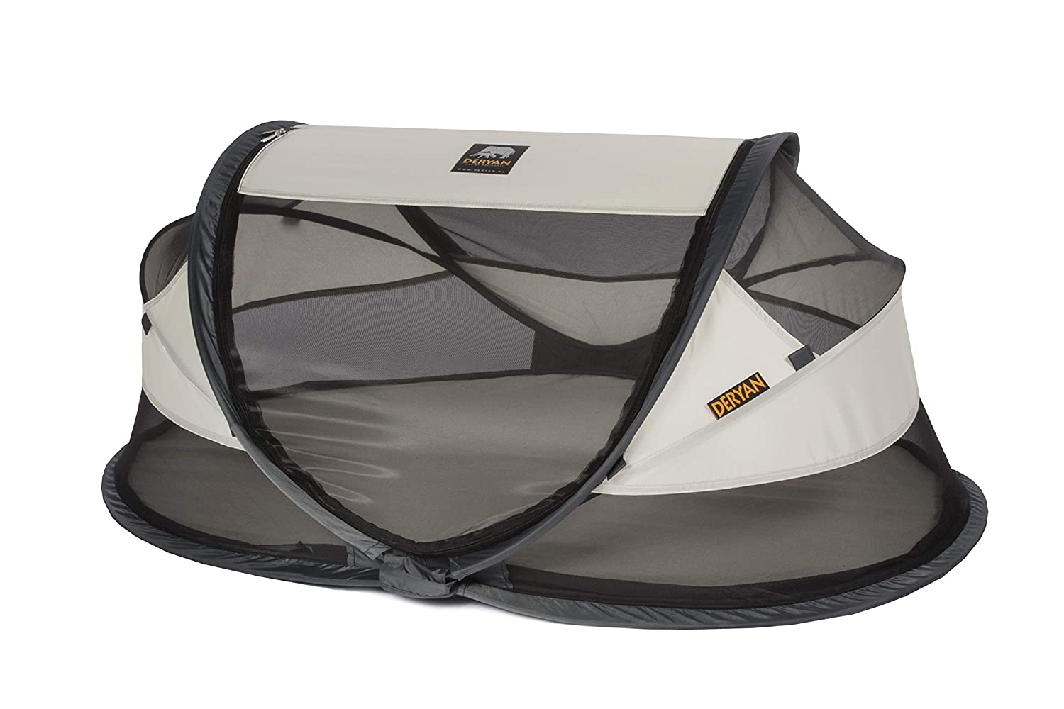 Goede Deryan travel cot / travel cot Baby Luxe travel tent including OQ-94