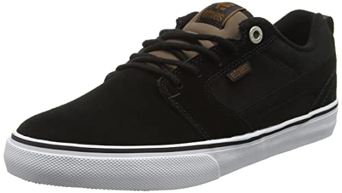 da CT EtniesRAP BlackBrown590 Black Uomo Scarpe Skateboard qp1w1