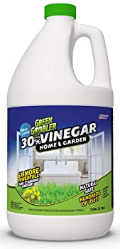 Green Gobbler 30% Pure Vinegar Weed and Grass Killer