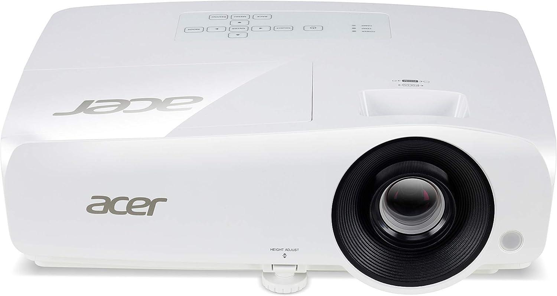 Acer X1525i Video - Proyector (3500 lúmenes ANSI, DLP, 1080p ...