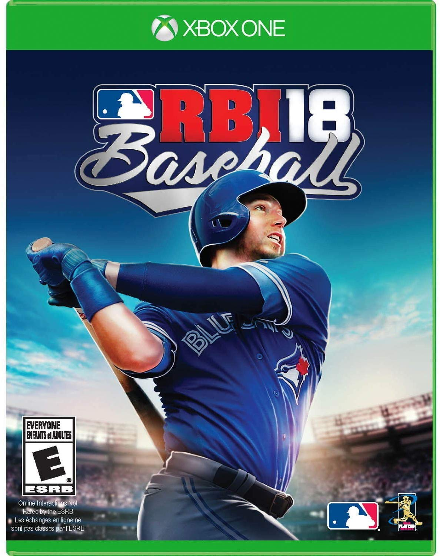 RBI Baseball 2018 - Xbox one
