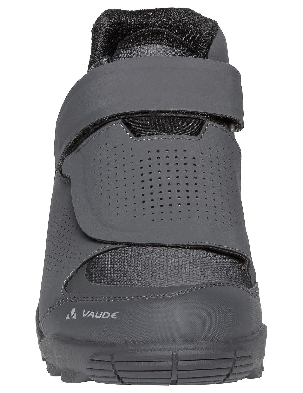 gris (Iron) 41 EU VAUDE Am Downieville Mid, Chaussures de VTT Mixte Adulte