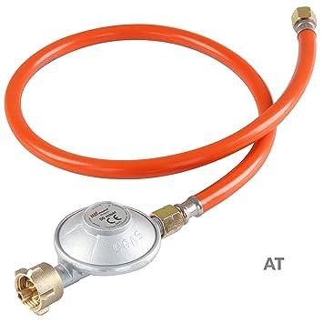 Regulador y tubo para la barbacoa de gas 4 1-apropiado para Austria