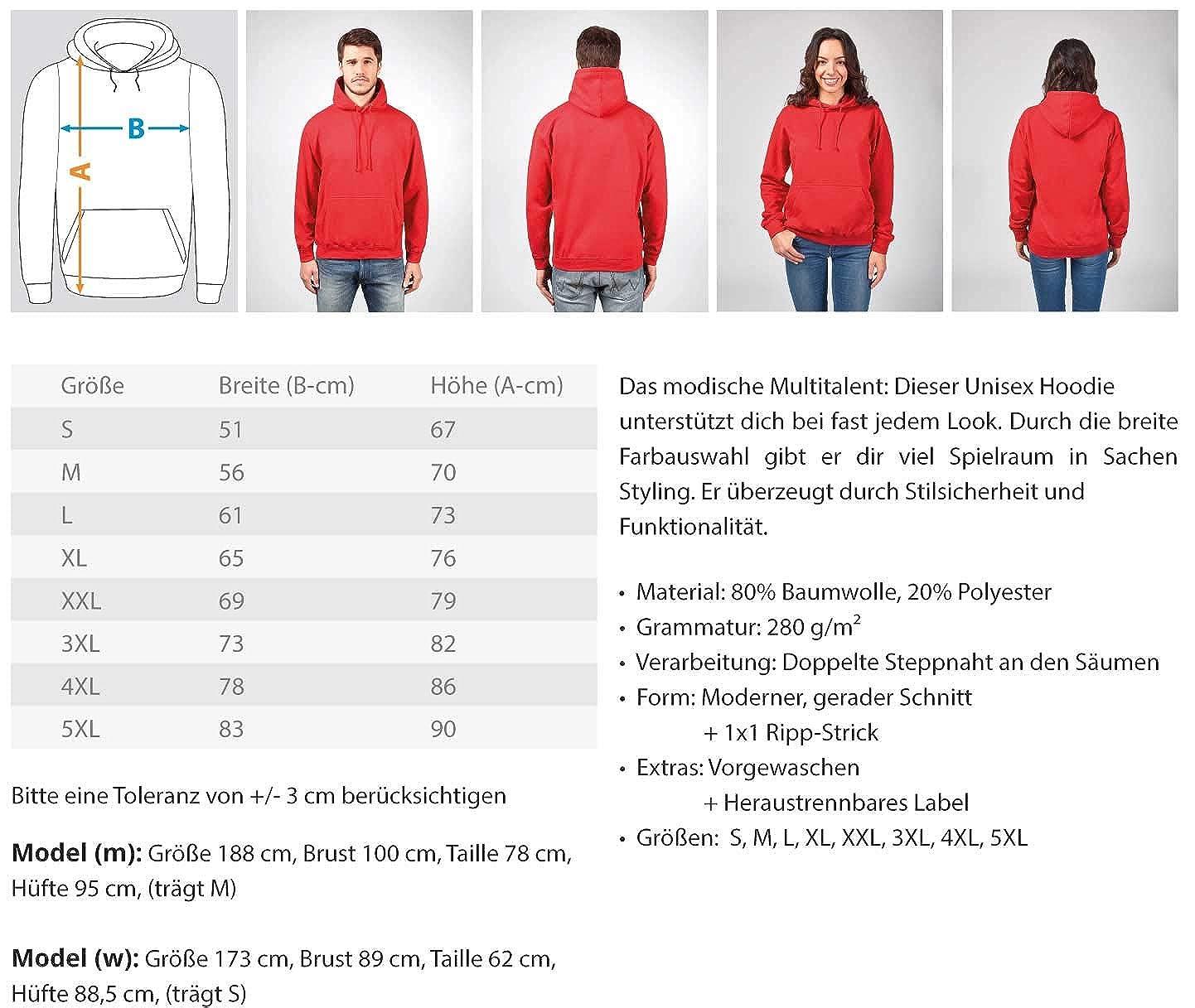 Shirtee Trabzon 61 - The Trabzonlu - Unisex Kapuzenpullover Kapuzenpullover Kapuzenpullover Hoodie B074PG7GM3 Kapuzenpullover Guter Markt 30570a