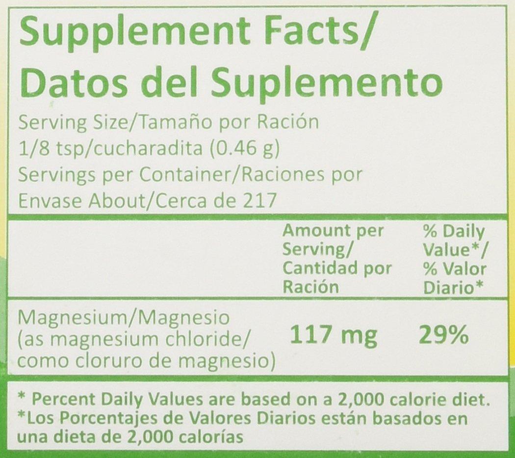 Amazon.com: Cloruro De Magnesio / Magnesium Cloride Miracle Salt: Health & Personal Care