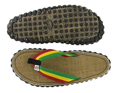 e70edefe431e Image Unavailable. Image not available for. Color  Bob Marley Fresco Men s Flip  Flops ...