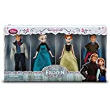 Disney Frozen Exclusive Mini Doll Set [Kristoff, Anna, Elsa, Hans]