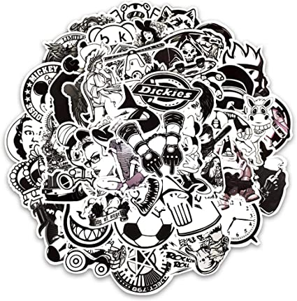DIY Craft Fashionable Creative Bicycle  Decals Car Stickers 4X4 Waterproof Moto
