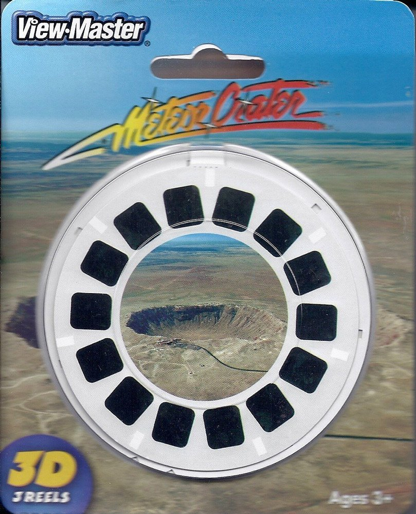 View Master: Meteor Crater by View Master