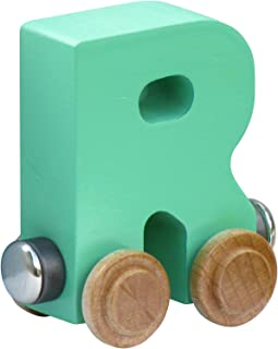 product image for NameTrain Pastel Letter Car R - Made in USA
