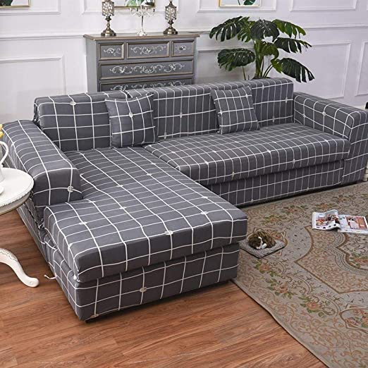 DUANGONGZI - Funda de sofá Universal para Cuatro Estaciones ...