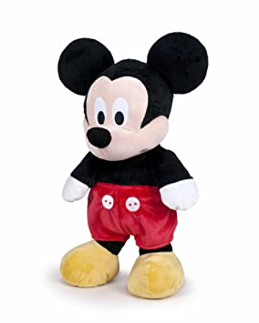 Famosa Softies Peluche 25 cm Mickey (760014874)