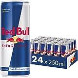 Energético Red Bull Energy Drink, 250ml (24 latas)
