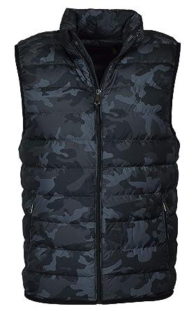 7aea2c0a9 Polo Ralph Lauren Men's Down Filled Packable Puffer Vest - S - Black Camo
