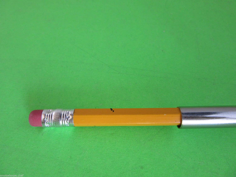 dia Stainless stuffer tube fits Enterprise Chop Rite sausage stuffers Smokehouse Chef 1//2 13mm