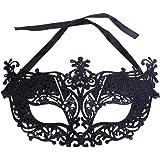 Wa Máscaras de las Mujeres de Boda Mascarada Veneciana de Halloween Batido