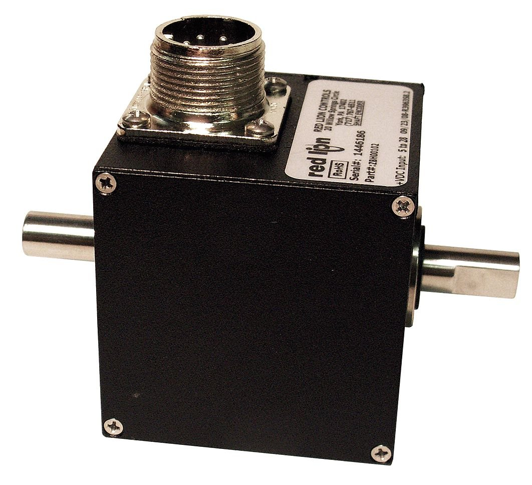 Red Lion ZBH06002 Dual Channel Encoder - 600 PPR/6-Pin MS Connector