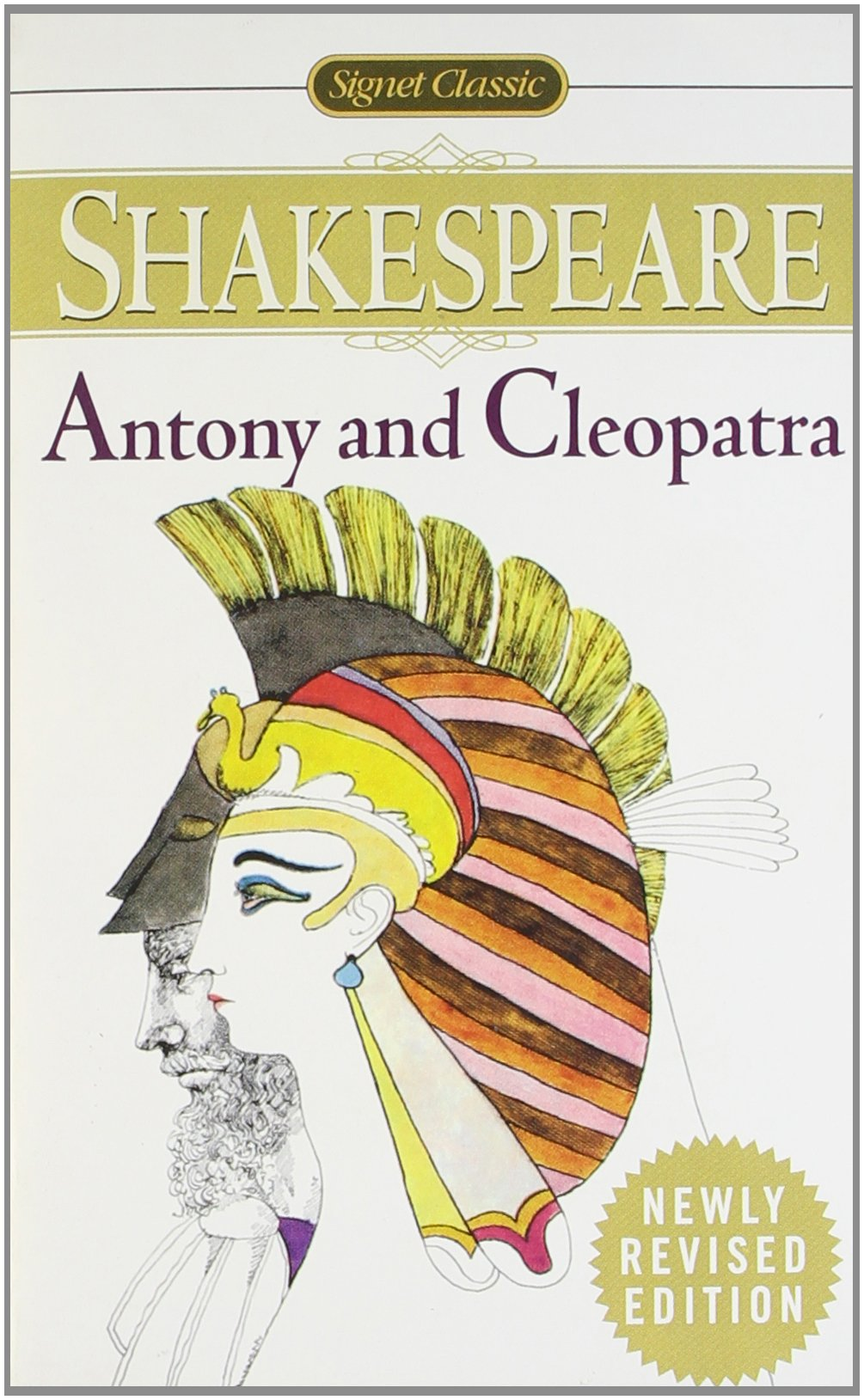 com the tragedy of antony and cleopatra signet classics  com the tragedy of antony and cleopatra signet classics 9780451527134 william shakespeare barbara everett books