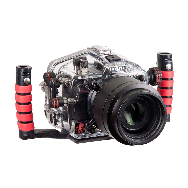 Amazon.com : Ikelite 6801.33 Underwater Camera Housing for ...