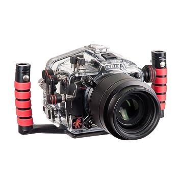Ikelite - Carcasa submarina para Nikon d3300 DSLR ttl ...