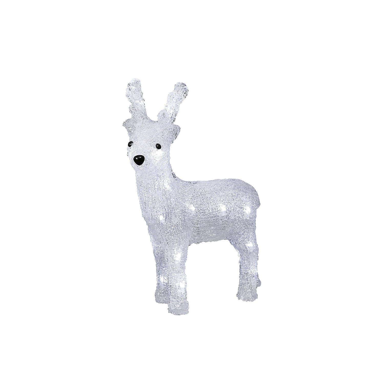 sLedBlanco En Reindeer 23cmLed Konstsmide Apto 24lámpara Lámpara Interior sBlanco Uso Iluminación Para Decorativaled24 Acrylic Rj5cAL3q4