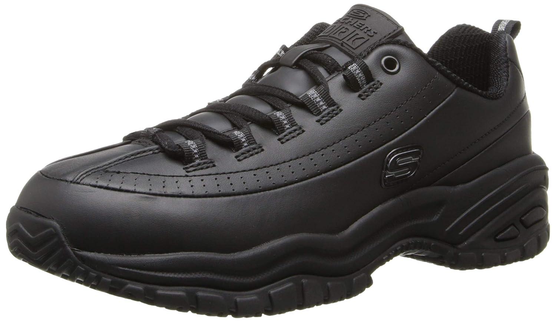 c2b0983172c3 Amazon.com  Skechers for Work Women s Soft Stride-Softie Lace-Up  Shoes