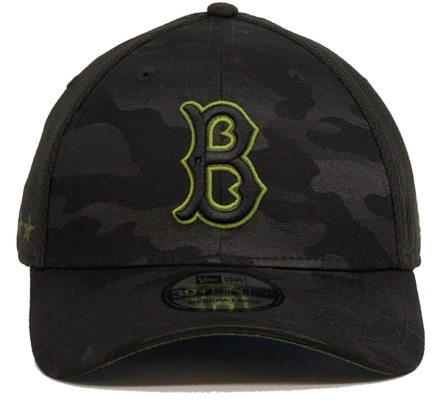 Amazon.com   New Era Exclusive Authentic Brooklyn Dodgers Memorial Day  39Thirty Flexfit Hat Cap (Large XLarge)   Sports   Outdoors a30fcf955ef