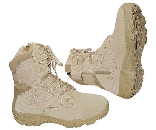 Delta Force Tactical Stiefel beige  Amazon   Schuhe & & Schuhe Handtaschen 2b6ae0