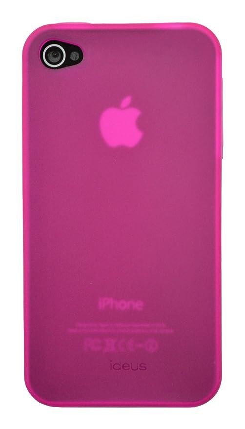 Ideus COIP4STPUSKFU - Carcasa para Apple iPhone 4 y iPhone ...