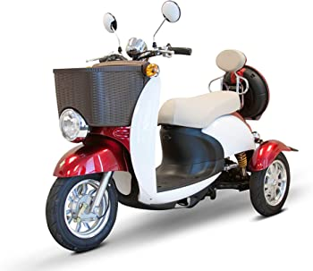 E-Wheels EW-11 Sport 50cc Scooter