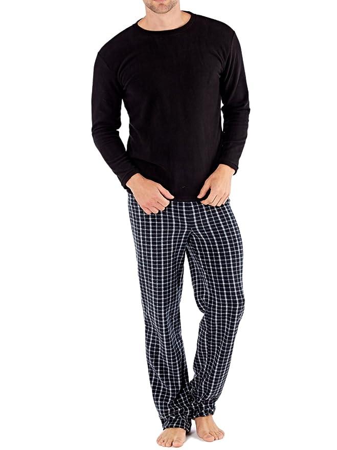 78 opinioni per Uomo Harvey James Maglia Termica, Pile Pantalone Caldo Pigiama Completi-