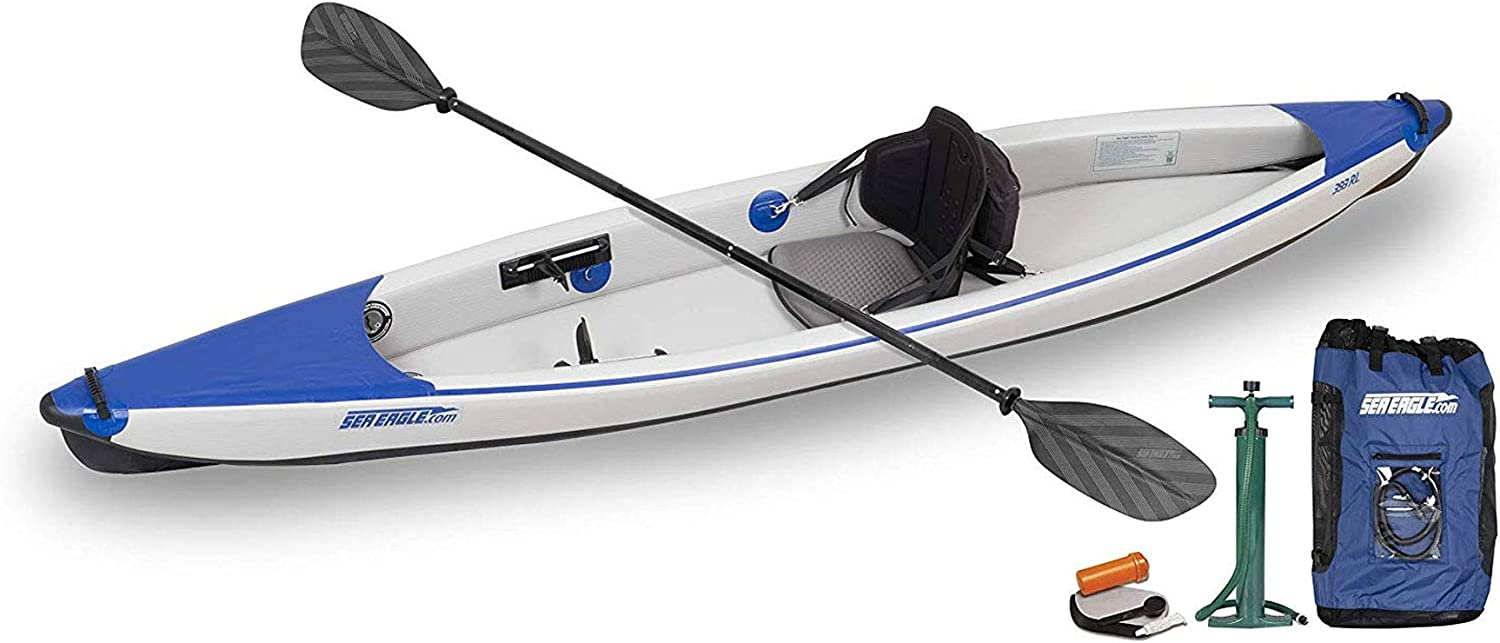 Best 1 Person Inflatable Kayak