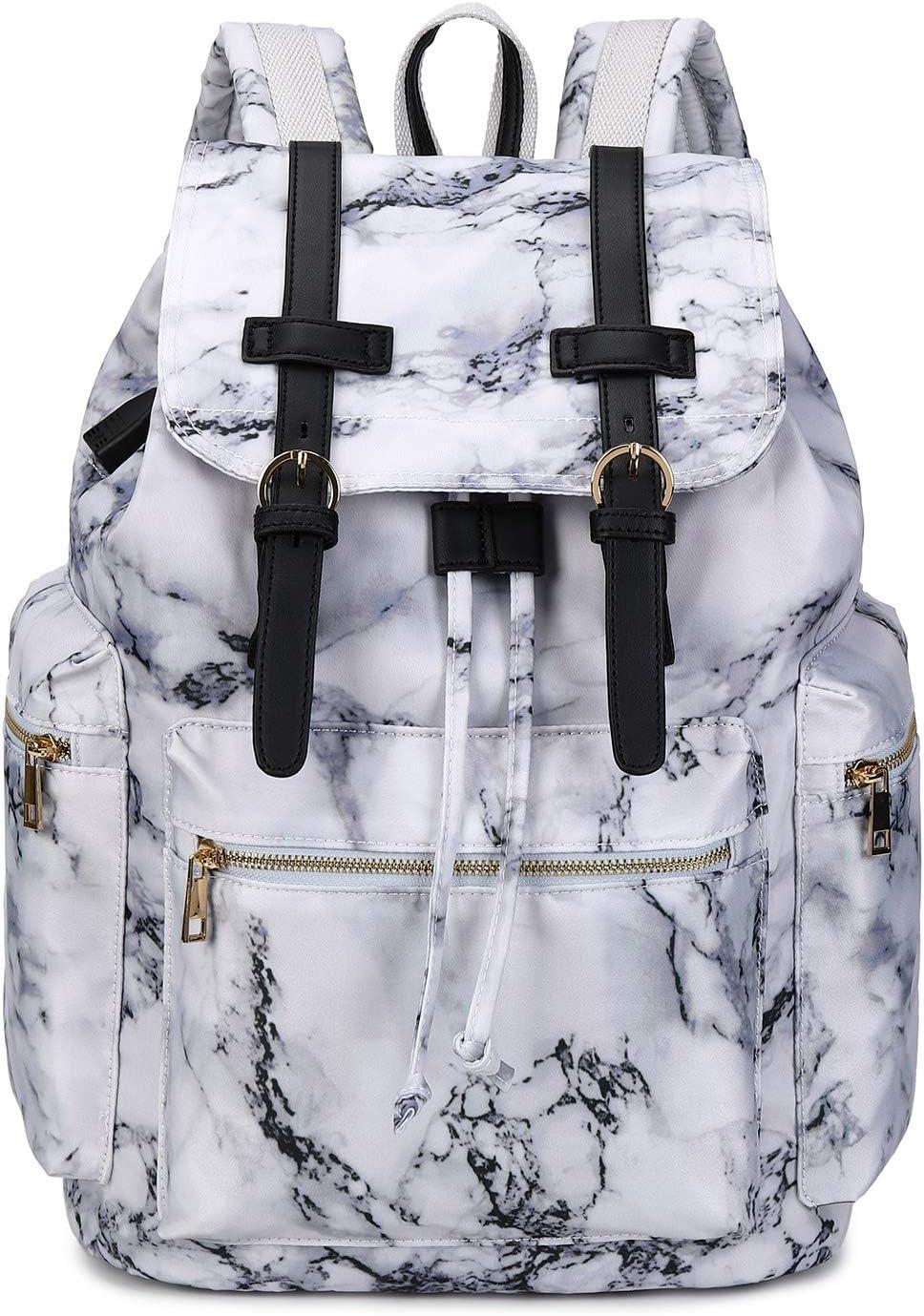 Lady Campus Student Rucksack Girl/'s Velour Backpack Schoolbag Knapsack Backpacks