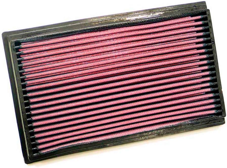 K N 33 2502 Tauschluftfilter Auto