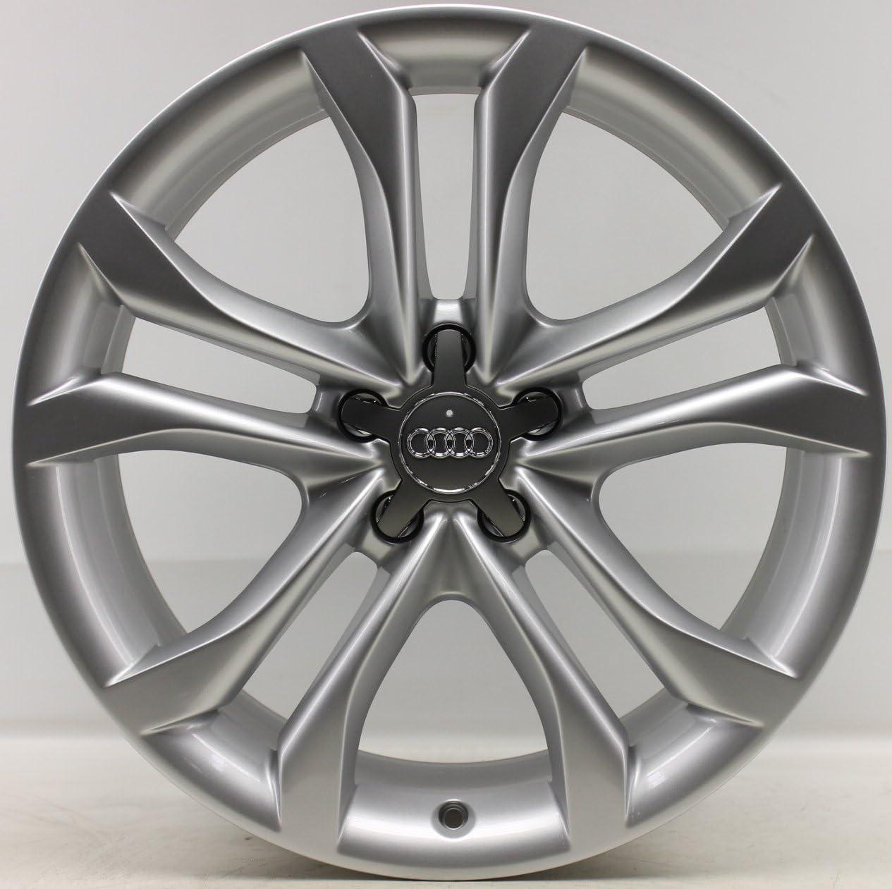 4 Original Audi 19 pulgadas Llantas 8,5 x 19 ET32 Audi A6 4 G C7 S Line de llantas S: Amazon.es: Coche y moto