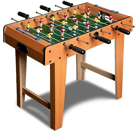 TEOREMA - Futbolín: Amazon.es: Juguetes y juegos