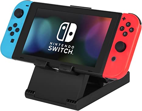 Soporte para Nintendo Switch – Younik playstand compacto y ajustable para Nintendo Switch: Amazon.es: Electrónica