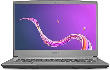 """MSI Creator 15M A9SD-044 15.6"""" 120Hz FHD Creator Laptop Intel Core i5-9300H GTX1660Ti 8GB 256GB NVMe SSD Win10"""