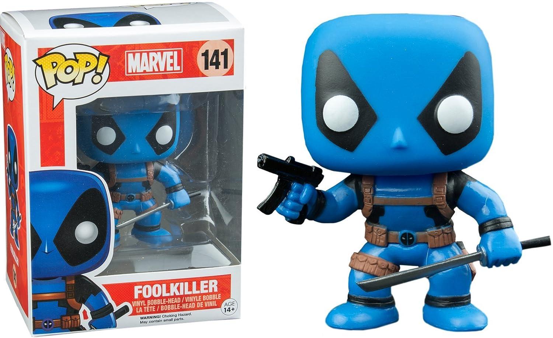 Funko Pop! Marvel Deadpool Azul