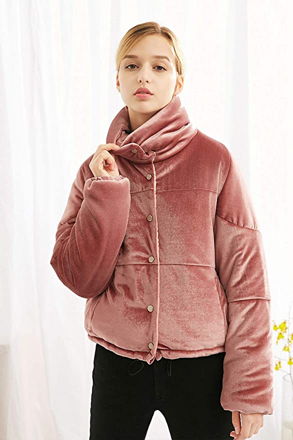 Amazon.com: Nat terry Women Winter Down Coat Jacket Short Thick Warm Slim Casaco Feminino Abrigos Mujer Invierno Parkas: Clothing