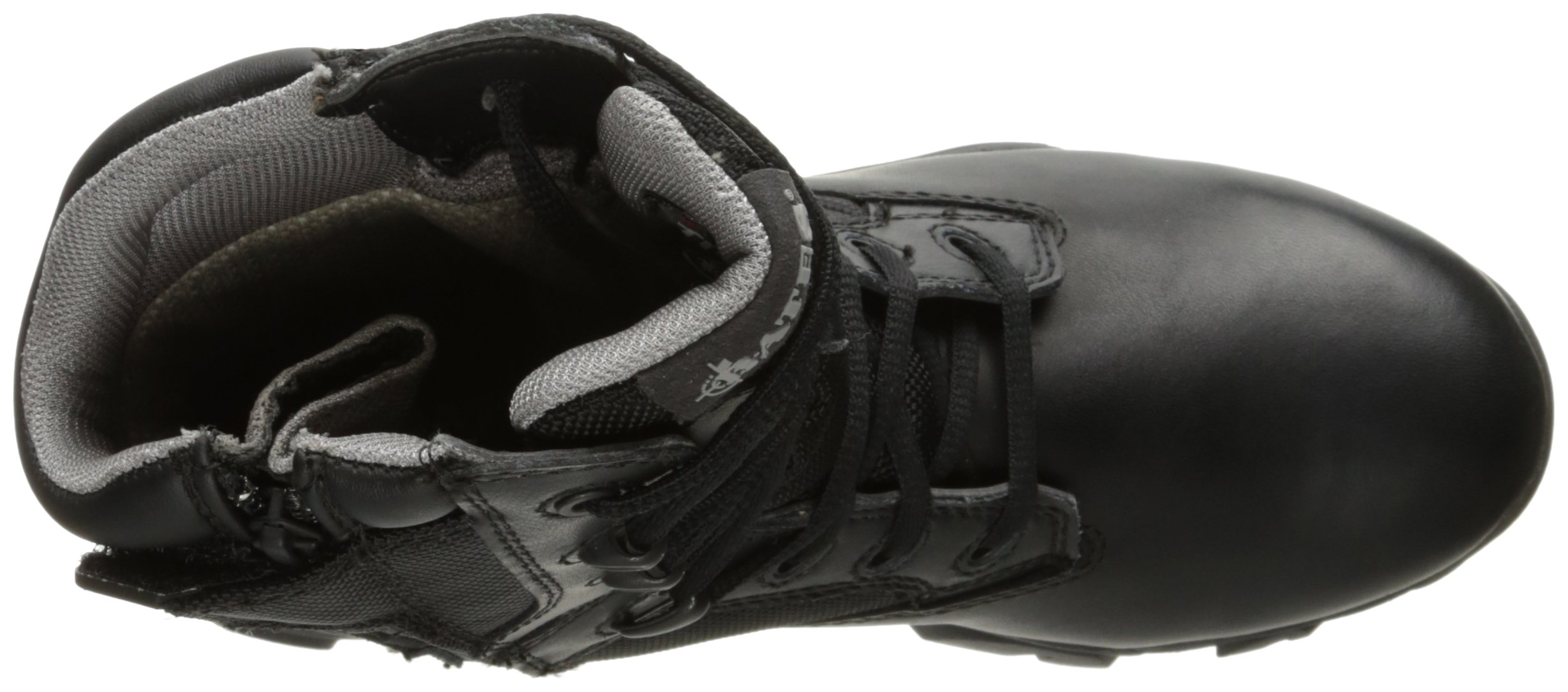 Bates Women's GX-8 Gore-Tex Insulated Side Zip Fire and Safety Shoe, Black, 9 M US by Bates (Image #8)